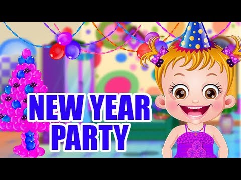 Video of Baby Hazel New year Party