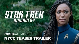 VIDEO: STAR TREK: DISCOVERY S3 – NYCC Teaser Trailer