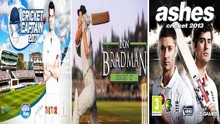 Top 10 All Time Best Cricket Games for PC