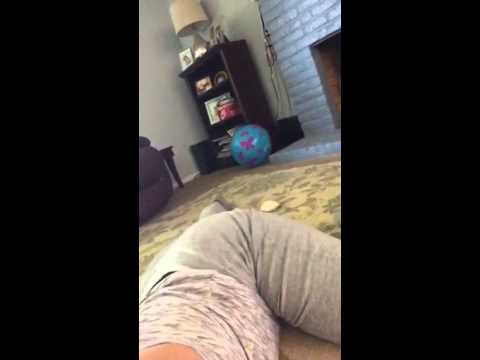 Twerking stay at home mom