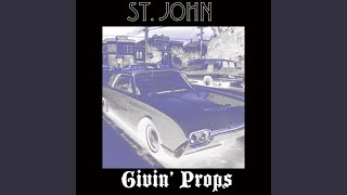 St. John - The Game Is Over