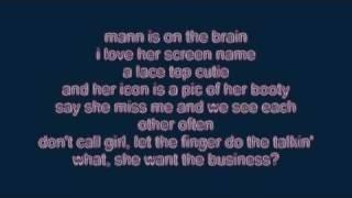 Jason Derulo Ft. Mann - Text (Lyrics)