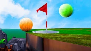 THE BIGGEST BETRAYAL IN GOLF HISTORY! (Golf It)