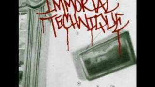 Immortal Technique - Leaving the Past (Prod by Southpaw) (Lyrics)