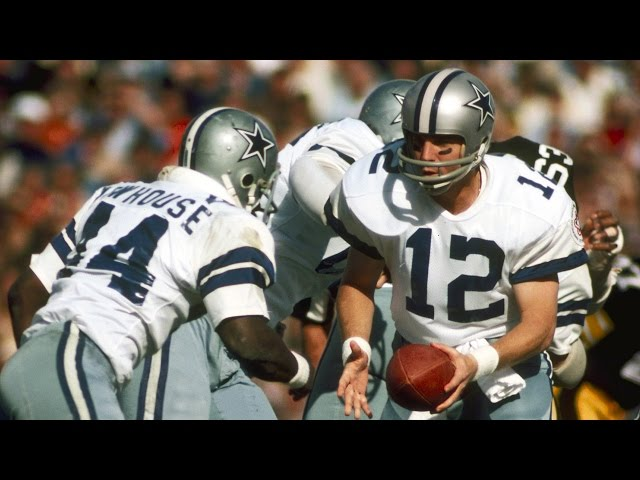 Roger Staubach: A Football Life - Captain America