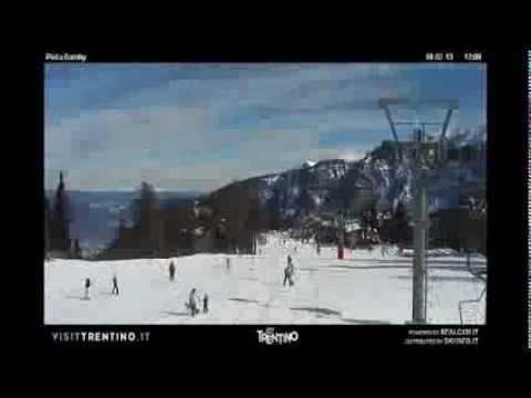 Folgarida - Timelapse - Febbraio 2013