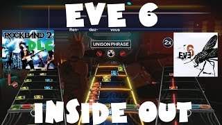 Eve 6 - Inside Out - Rock Band 2 DLC Expert Full Band (August 18th, 2009)