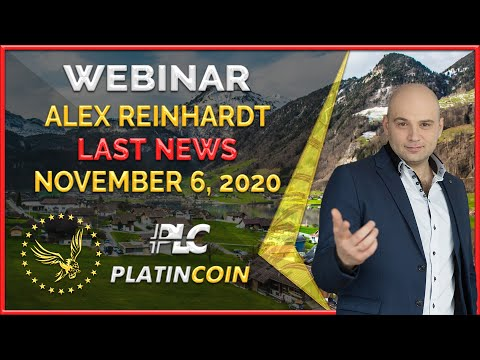 , title : 'Platincoin webinar 6.11.2020 What has been done and developed, company plans, latest events and news