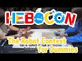 HEBOCON: The Robot Contest for Dummies