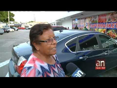 Tres jóvenes roban una tienda Sprint en Miami Shores