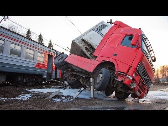 Не очкуй или Дураки и дороги 2018 Сборник безумных водителей #18