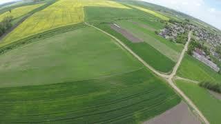 FPV drone fail during flight