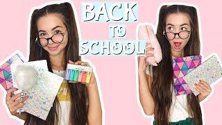 BACK TO SCHOOL - haul z przyborami! || KompleksiaraXx