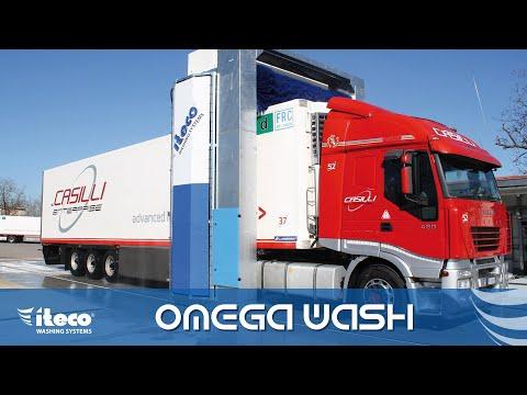 Iteco Washing Systems: Impianti di lavaggio a portale