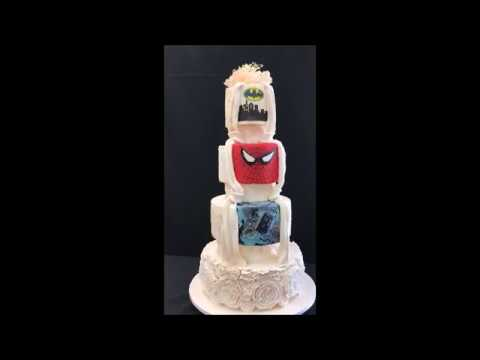 Wedding Cakes Double Sided, What Is Trending In The Cake World?