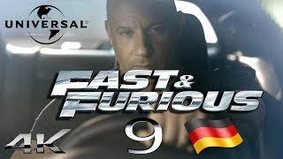FAST AND FURIOUS 9 TRAILER (2020) GERMAN/DEUTSCH FAN MADE 4k