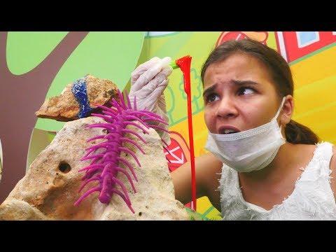 Maleficent hayvanat bahçesini açıyor! Müfettiş Sema