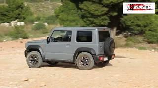 Δοκιμή Suzuki Jimny