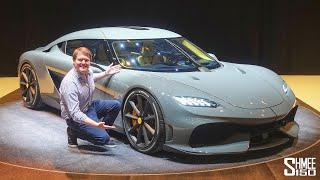 Koenigsegg Gemera 2020 - dabar