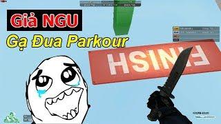[Chế Độ Parkour] Troll giả Ngu gạ Solo trúng Sửu Nhi và cái kết | TQ97