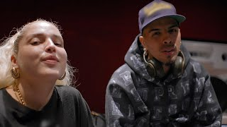 "Rauw Alejandro ""Tattoo (Remix with Camilo)"" | Beat x Beat: Inside Out"