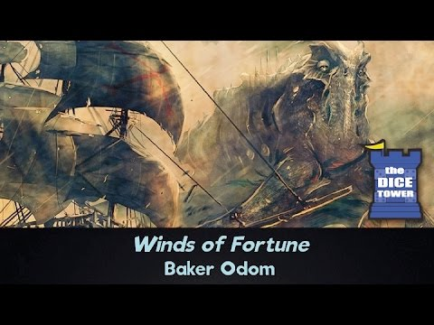 Winds of Fortune Review with Baker Odom