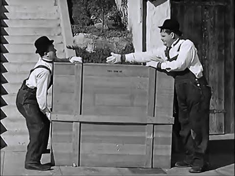 Disfruta Del Cine Clásico Con Los Inolvidables Laurel y Hardy