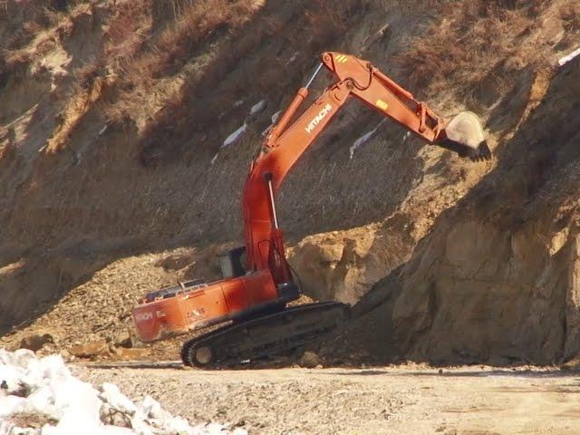 В Ангарске строят набережную
