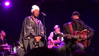 Shower the People Javier Colon and India Arie. James Taylor cover!!