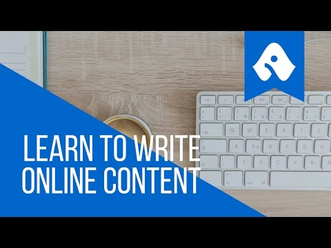 Learn to Write Online Content