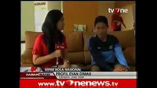 Profil Evan Dimas (Kapten Timnas Indonesia U19)