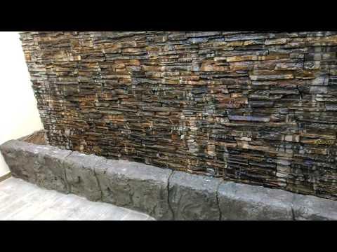 MURO LLORON muro de agua