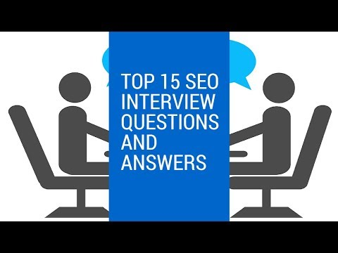 100 Advance Important SEO Interview Questions and answers