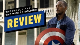 The Falcon and The Winter Soldier: Series Review by IGN