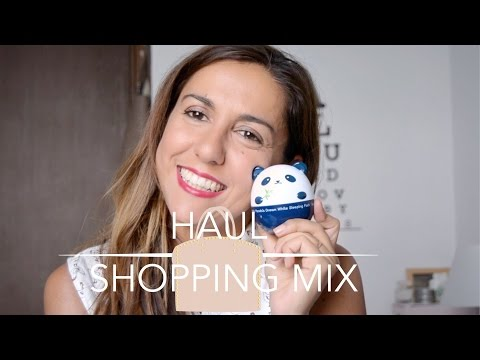 Nuovo video! Haul shopping mix