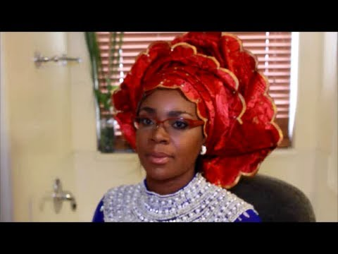 How to tie Gele: 3 in 1 Style