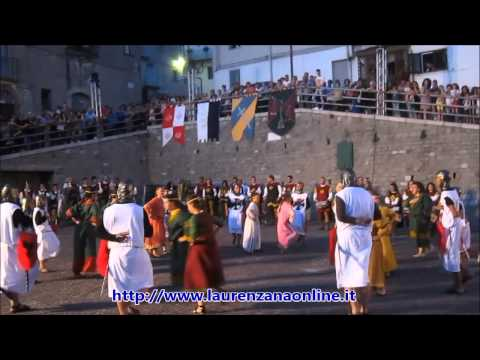 Preview video Video Palio Carmelitano 2015 Laurenzana 12 luglio 2015
