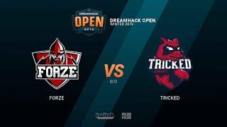 forZe vs Tricked - DH Open Winter 2019 Grand final - map1 - de_inferno [PCH3LK1N & Gromjkeee]