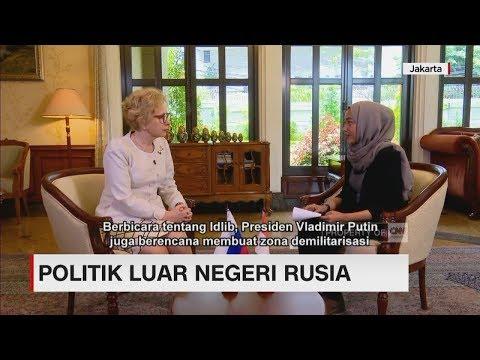 Pandangan Dubes Rusia soal Timur Tengah | Politik Luar Negeri Rusia