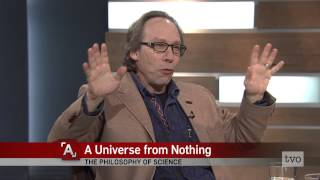 Lawrence Krauss on The Agenda: A Universe from Nothing