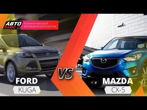 Mazda  Сx5 Паркетник класса J - тест-драйв 9