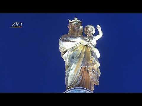 Laudes et Messe du 22 octobre 2020 à Notre-Dame de la Garde