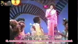 Michael Jackson's interviews on Soul Train in the '70s sub ita.avi
