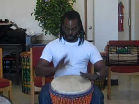 TRA BI LIZIE African Djembe Drumming III