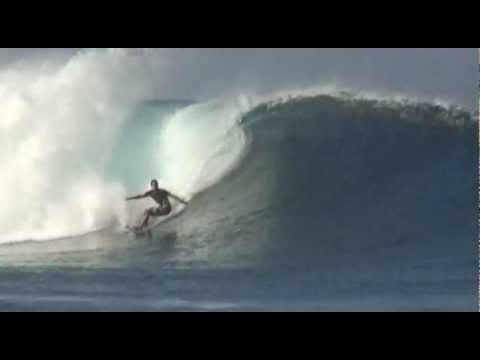Frigates Pass Surf Session
