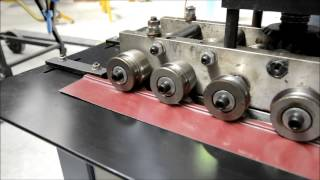 Для изготовления фальца, Metal MasterMLC 12 DR-T