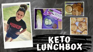 Keto Lunchbox Ideas🥑Teen Edition