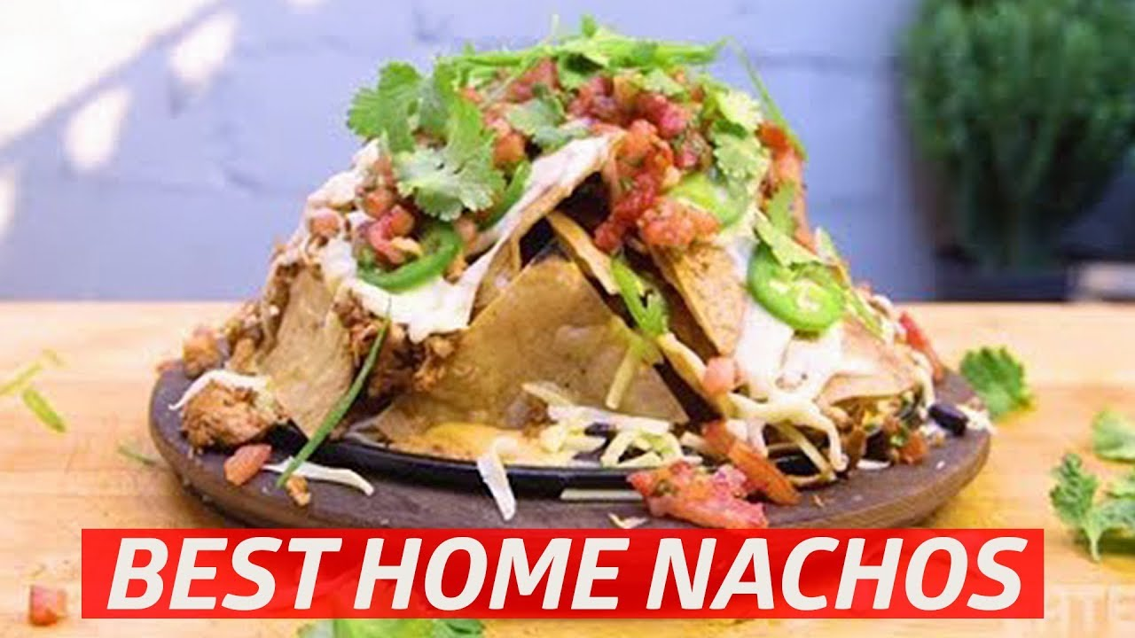 You've Been Stacking Your Nachos All Wrong — You Can Do This thumbnail