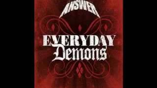 The Answer - Evil Man [Album Version]