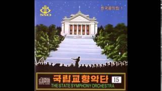 Shostakovich - Symphony No  7 Leningrad - DPRK State Symphony Orchestra - 1st mov.